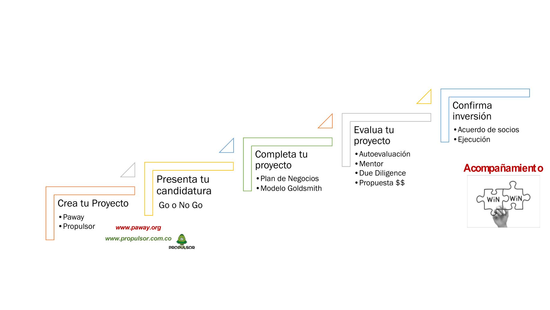Figura Nº1 - Contenido Plan de Negocios